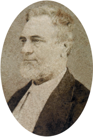 Joaquim Manuel de Macedo - A photograph of Joaquim Manuel de Macedo dating from 1866