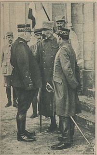 French general of World War I