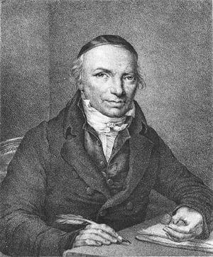 Johann Joachim Bellermann - Johann Joachim Bellermann