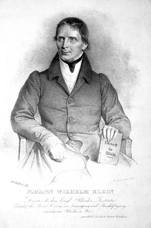 Alerheim - Johann Wilhelm Klein 1831