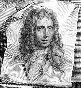 Johannes Voorhout - Johannes Voorhout (Jacobus Houbraken, 1721)