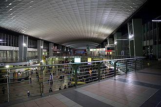 Johannesburg Park Station - Image: Johannesburg Station 001