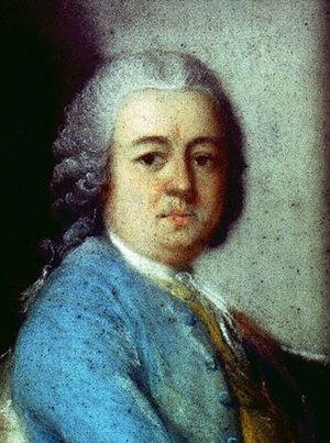Johann Ludwig Bach - Johann Ludwig Bach.