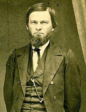 John Albert Broadus - Image: John Broadus