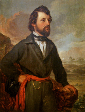 Fremont County, Wyoming - John Charles Fremont, namesake of Fremont County, Wyoming