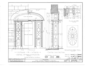 John Gridley House, 205 East Seneca Turnpike, Syracuse, Onondaga County, NY HABS NY,34-SYRA,4- (sheet 4 of 12).png