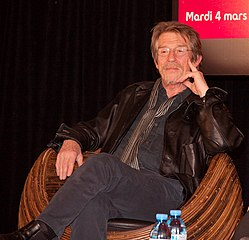 Rendezvous with John Hurt at Fnac des Ternes (Paris, France)