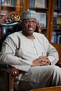 John Momoh Nigerian businessman and journalist