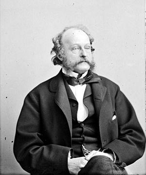 John Van Buren - John Van Buren (photo between 1855 and 1865)