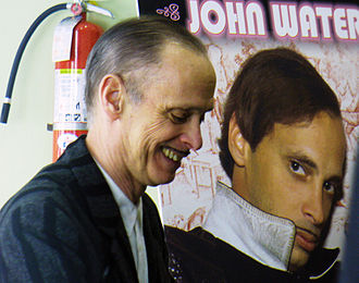 John Waters - Waters in New York City (2007, age 60)