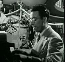 Guarnieri in Second Chorus, 1940