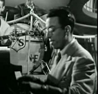 Johnny Guarnieri - Guarnieri in Second Chorus, 1940