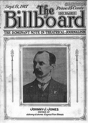 Johnny J. Jones - Johnny J. Jones, The Billboard, 1917