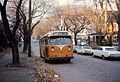 Johnstown trolleybus 741 (ex-Covington 655) in Nov 1967.jpg