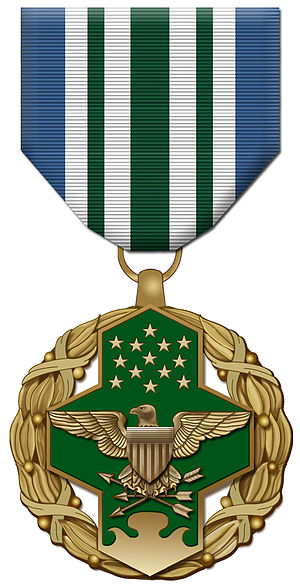 Commendation Medal - Image: Joint Service Commendation Medal