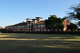 Universiteitsbibliotheek van Jomo Kenyatta University of Agriculture and Technology in Juja