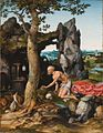 Joos van Cleve - Saint Jerome in Penitence (1516-18).jpg