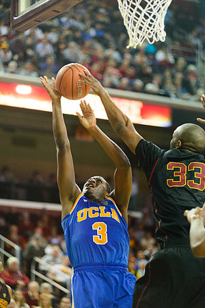 Jordan Adams - Adams with UCLA against USC in 2014