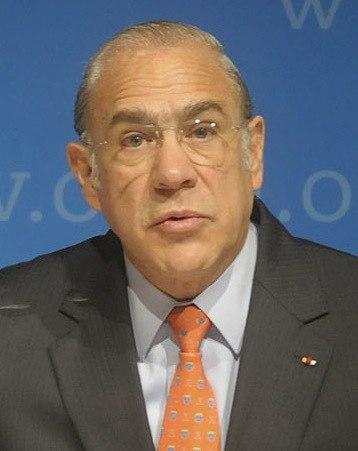 José Ángel Gurría headshot