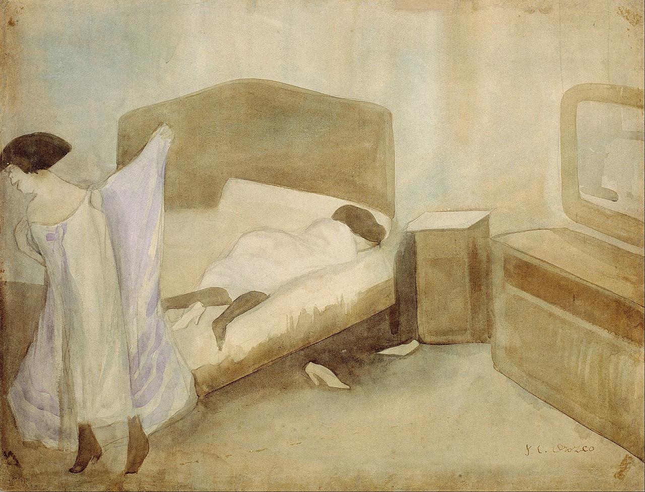 File:José Clemente Orozco - The Bedroom - Google Art Project.jpg ...