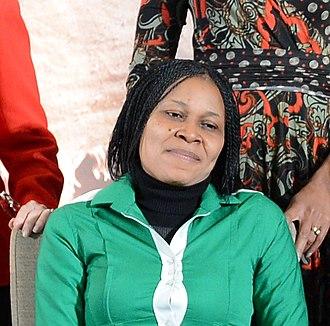 Josephine Obiajulu Odumakin - Image: Josephine Obiajulu Odumakin