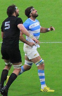 Juan Martín Fernández Lobbe Rugby player