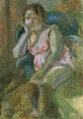 JulesPascin-1923-Sitting Marcelle Wearing Pink Underclothes.png