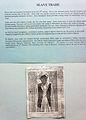 Jumbe and slave trading info, Lake Malawi Museum.jpg