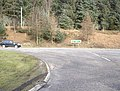 Junction of B979 with A96 - geograph.org.uk - 1191754.jpg