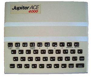 Jupiter Ace - Jupiter ACE 4000