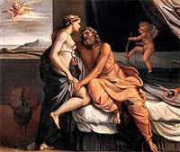 Юпитер и Юнона.[23]