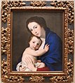 Jusepe de ribera, madonna col bambino, 1646 ca. 01.JPG