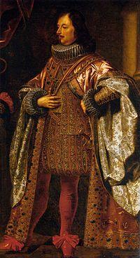 Justus Sustermans - Portrait of Vincenzo II Gonzaga - WGA21973.jpg