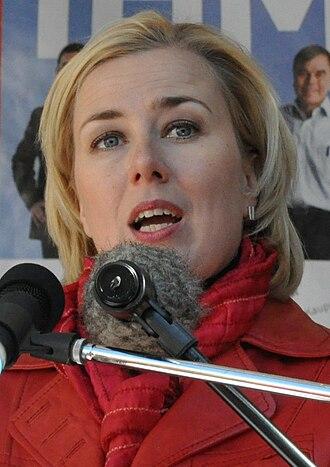 2011 Finnish parliamentary election - Jutta Urpilainen