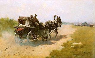 Wózek tatarski
