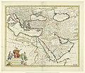Kaart van het Turkse Rijk Tvrcicvm imperivm (titel op object), NG-501-63.jpg