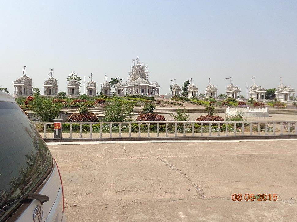 Kaivalydham Jain temple, raipur
