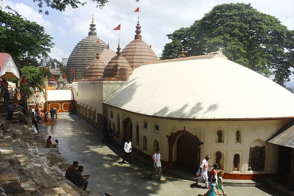 Kamakhya Temple, Nilachal Hills, Guwahati