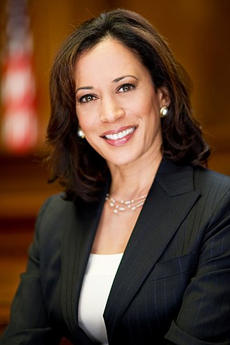 Kamala Harris - Harris's official portrait as Attorney General