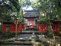 Kameyama Shrine in Usa Shrine.JPG