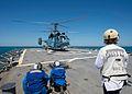 Kamov Ka-27 helicopter, Ukrainian Navy-5.jpg