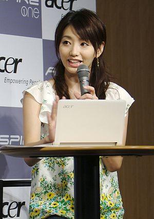 Kaori Manabe - Kaori Manabe on July 10, 2008