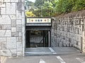 Karashima Park Under Parking - Bicycle Entrance.jpg