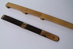 Karinding - Bamboo karinding and palm karinding