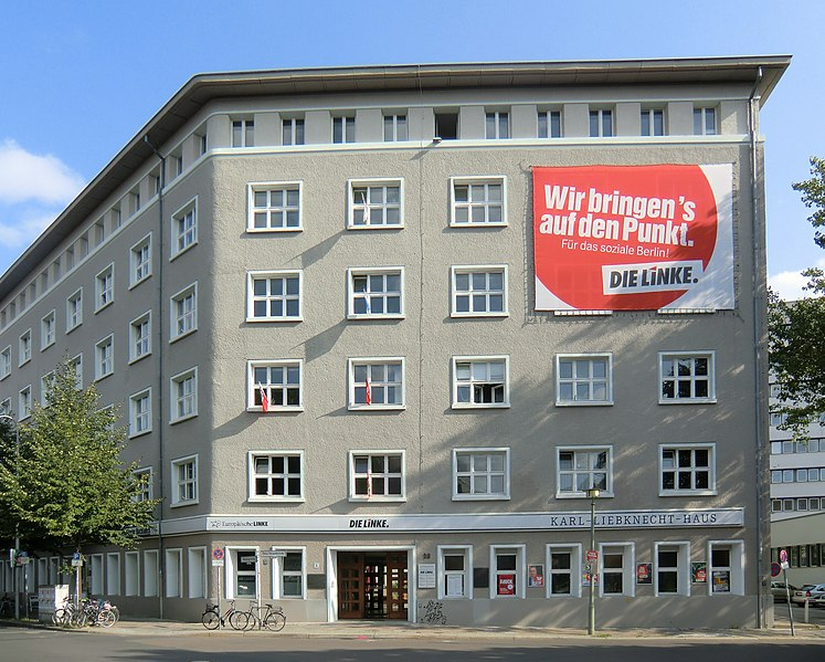 Datei:Karl-Liebknecht-HausSchuschke.JPG