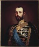 Karl XV (Karl Ludvig Eugen), 1826-72, kung av Sverige och Norge (Gottfrid Virgin) - Nationalmuseum - 39884.tif
