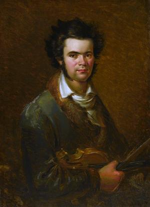 Karol Lipiński - Karol Lipiński by Walenty Wańkowicz, 1822.