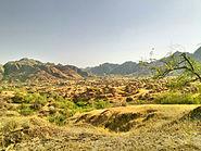 Karoonjhar Mountains