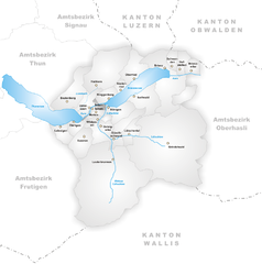 Plan Interlaken