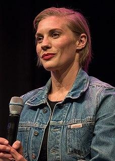 Katee Sackhoff American actress (born 1980)